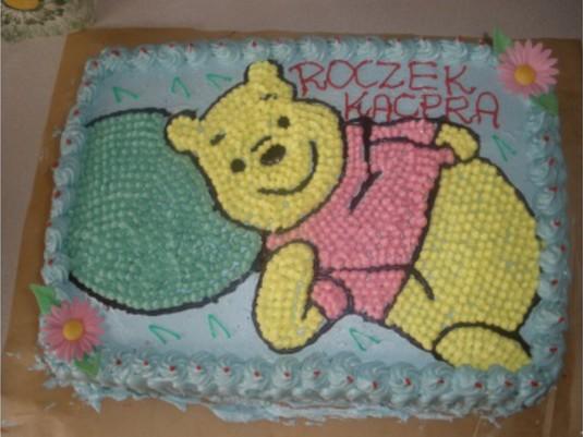 Tort kubuś