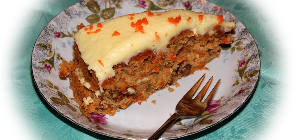 Ciasto Marchewkowe Z Serkiem Mascarpone Przepis