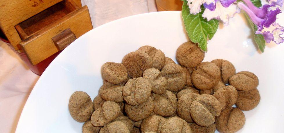 Ciasteczka do kawusi mocno kawowe (autor: gosia56 ...