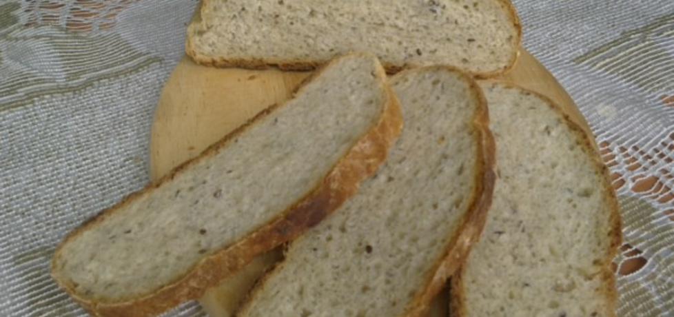 Chleb z siemieniem lnianym (autor: smakowita)