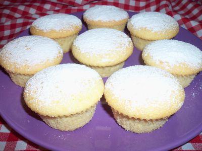 Cytrynowe muffinki.