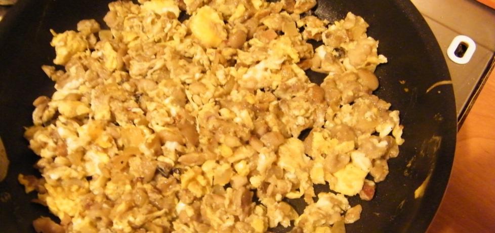 Świeże prawdziwki z jajkiem (autor: izapozdro)