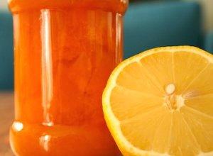 Dżem morelowy z cytryną  prosty przepis i składniki