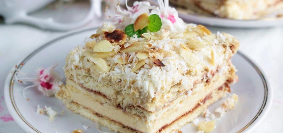 Pani walewska / pychotka – ciasto bez pieczenia (autor: ostra ...