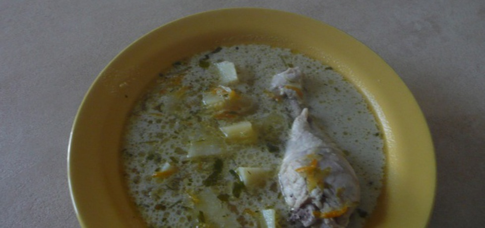 Zupka ogórkowa (autor: aginaa)