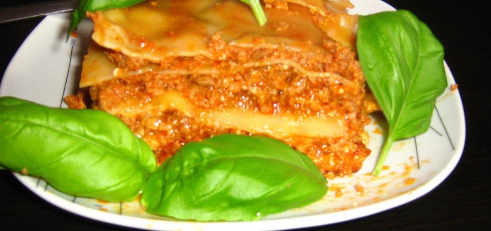 Lasagne bolognese (autor: dwa-pokoje-z-kuchnia)