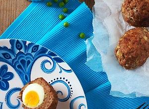 Jajka po szkocku na wielkanoc  prosty przepis i składniki