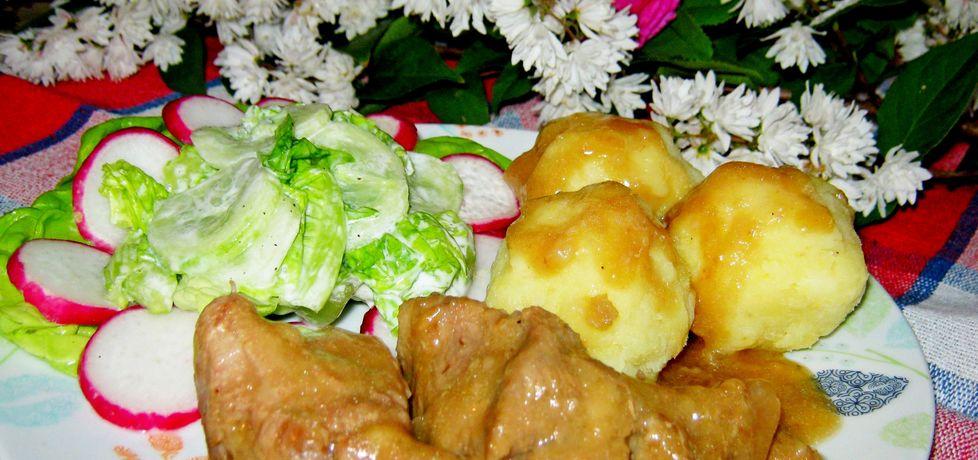 Wieprzowina w sosie (autor: katarzynka455)