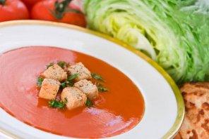 Zupa pomidorowa  prosty przepis i składniki