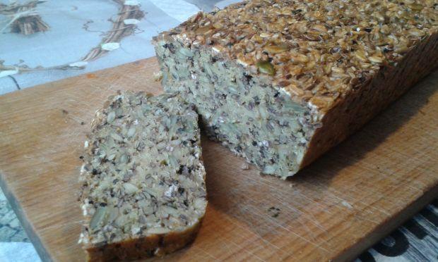 Przepis  chleb ziarnisty na maślance przepis