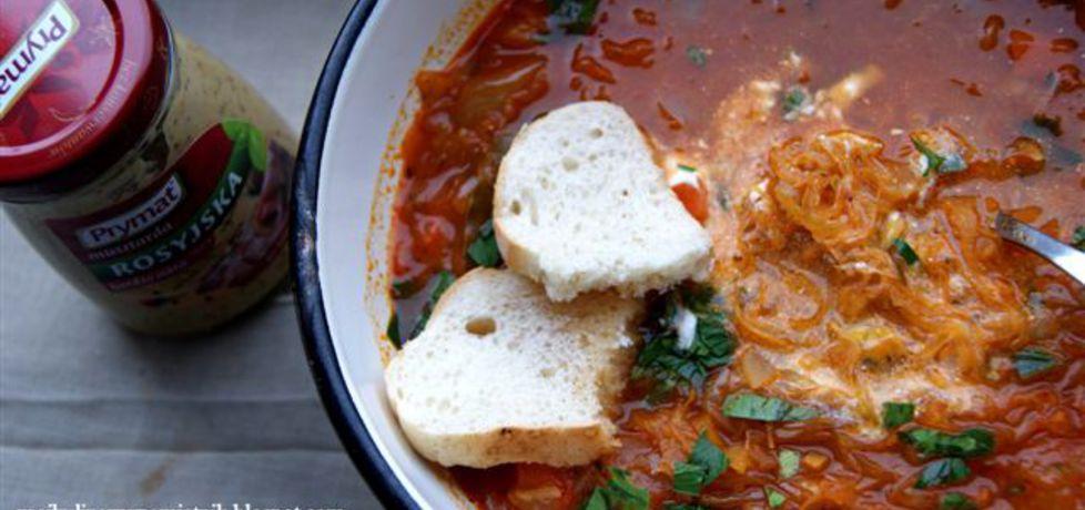 Rosyjska zupa szczi (autor: bernika)
