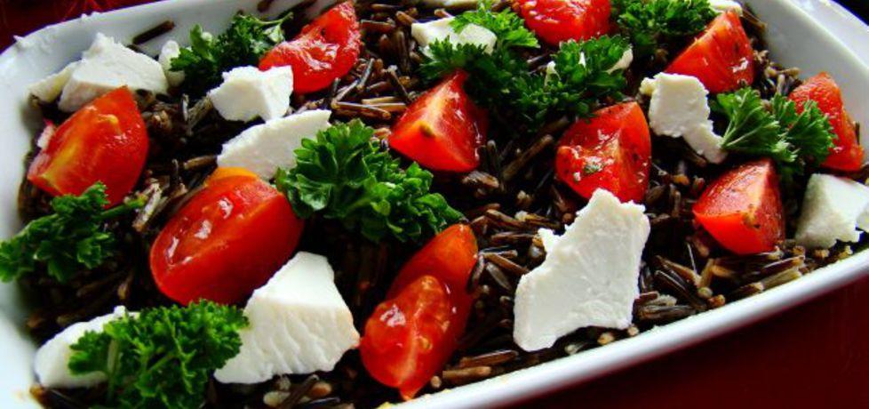 Sałatka z dzikiego ryżu (autor: iwa643)