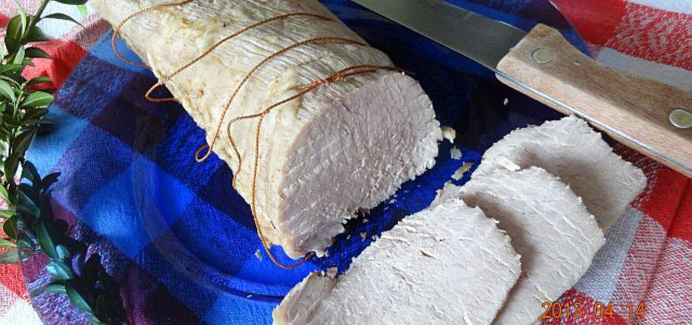 Czosnkowy schab do chleba (autor: stokrotka)