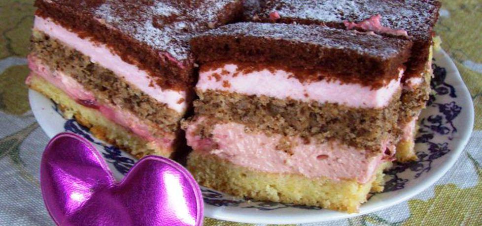 Ciasto wiśniowo mi (autor: agnieszka8725)
