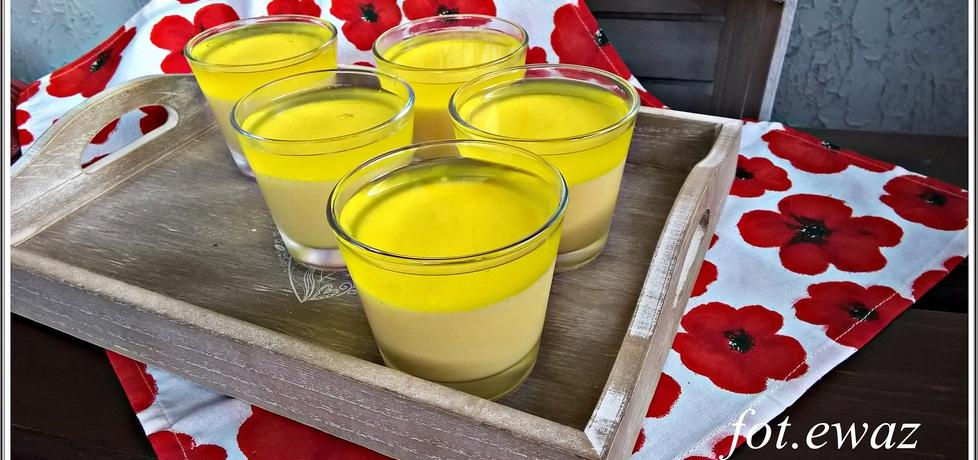 Słoneczny deser brzoskwiniowy zew (autor: zewa)