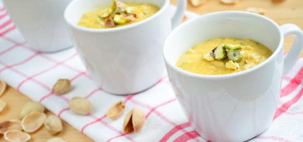 Zupa krem z dyni i młodej marchewki (autor: mr-mrs