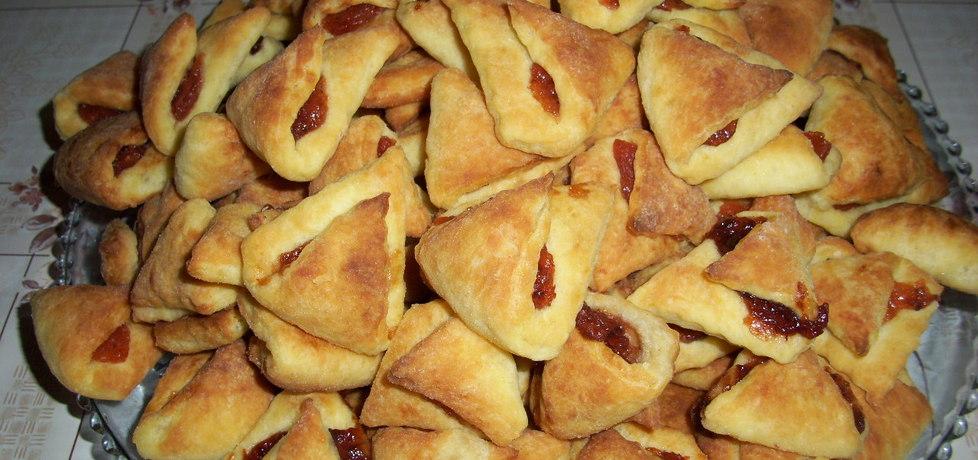 Ciasteczka drożdzowe z marmoladką (autor: misia53 ...