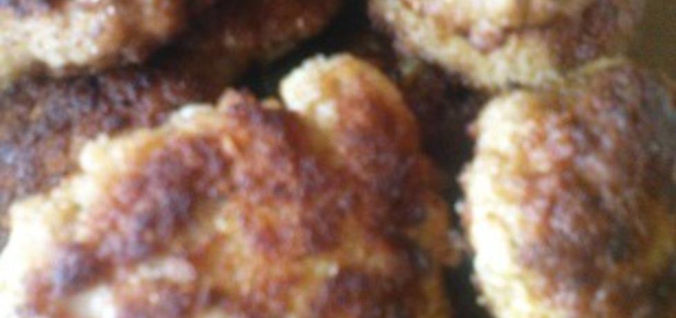 Kotlety mielone z pieczarkami (autor: motorek)