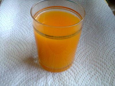 Domowy sok z pomarańczy (przepis na 10 litrów)