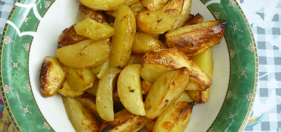 Pieczone ziemniaki w mundurkach (autor: kasiurek ...