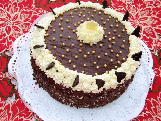 Przepis  tort piernikowy przepis