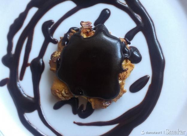 Polewa czekoladowa w 5 minut.