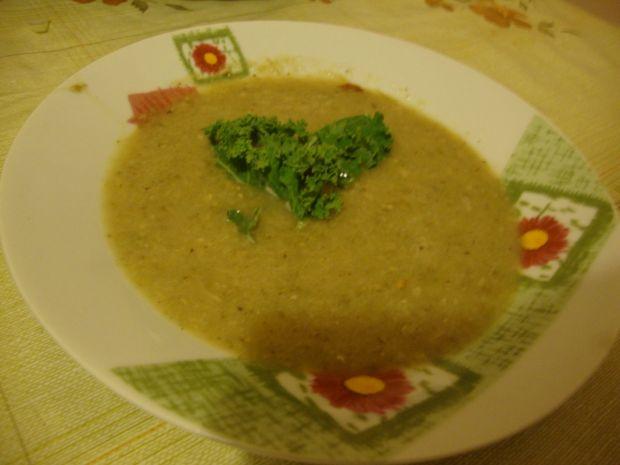 Przepis  zupa paprykowa z soczewicą przepis