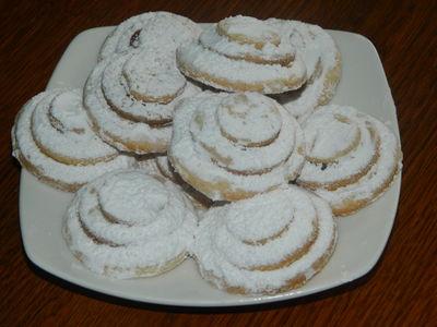 Ciasteczka trzy na kupę