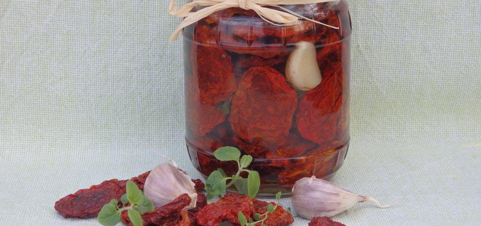 Suszone pomidory w oleju (autor: migotka28)