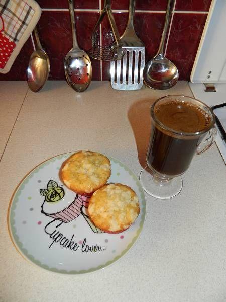 Przepisy: jabłkowe muffinki z kruszonką