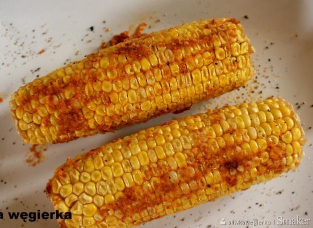 Kukurydza w przyprawach
