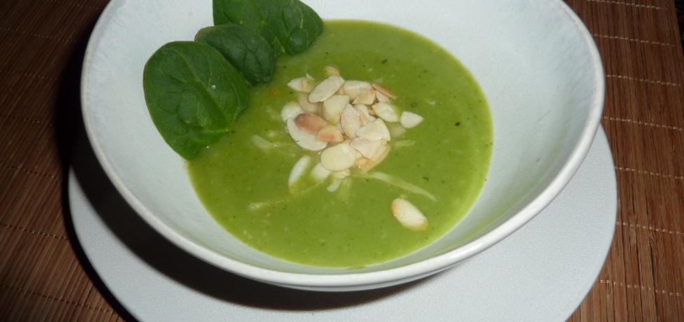 Zupa krem brokułowo pietruszkowa (autor: aisoglam ...