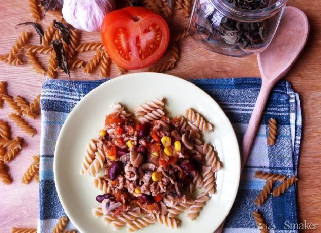 Sos mięsno-warzywny do makaronu