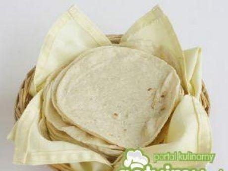 Przepis  tortilla  przepis podstawowy