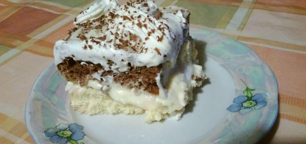 Ciasto biszkoptowe amaretto (autor: lis)