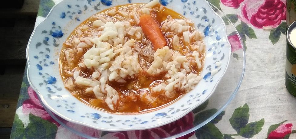 Ulubiona zupa na wołowinie (autor: dorota20w)
