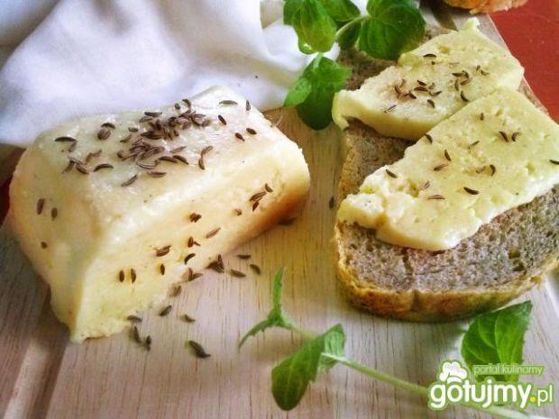Przepis  domowy ser smażony przepis