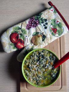 Bułgarska zupa pokrzywowa