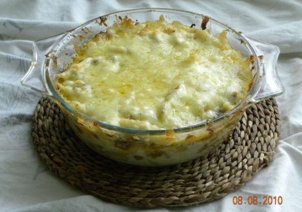 Sposób przygotowania: zapiekanka rodzinna. gotujmy.pl