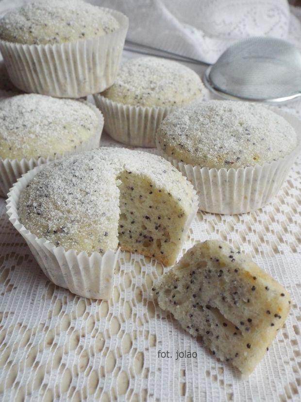 Przepis  wegańskie muffinki cytrynowe z makiem przepis
