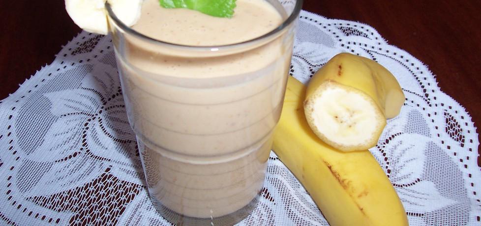 Koktajl bananowy (autor: pestka)