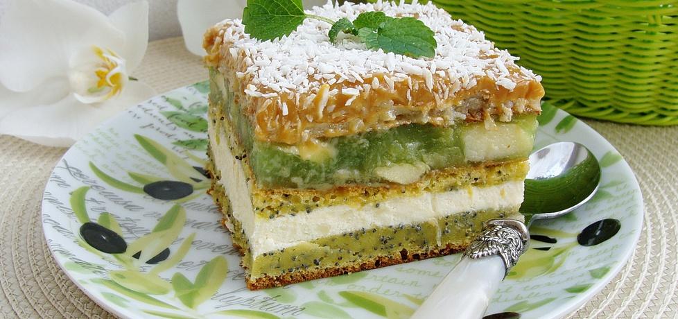 Ciasto kajmakowo