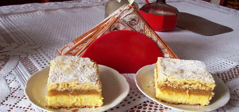 Jabłecznik z serem (autor: agnieszka8725)