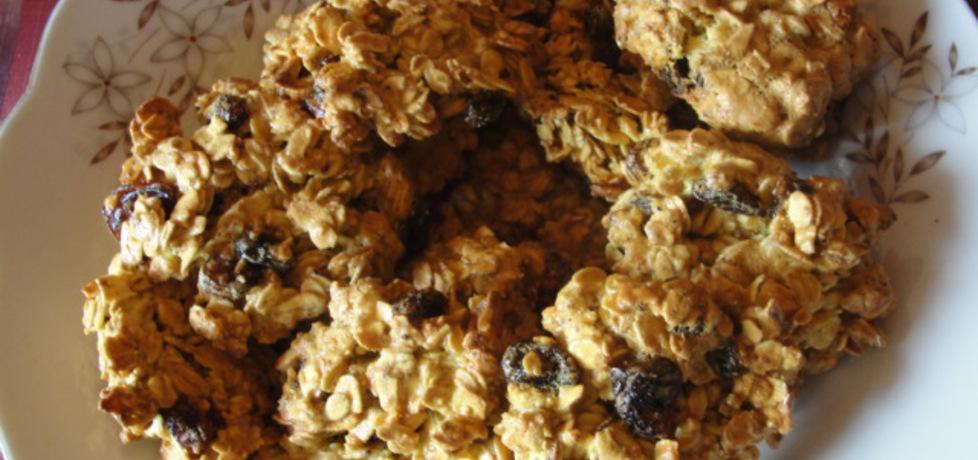 Ciasteczka z płatkami owsianymi (autor: alaaa)