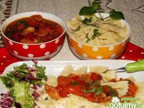 Przepis  gulasz z indyka z warzywami 2 przepis
