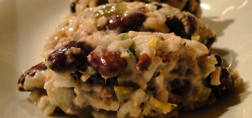 Sałatka ryżowa z sardynkami (autor: agnieszkab)