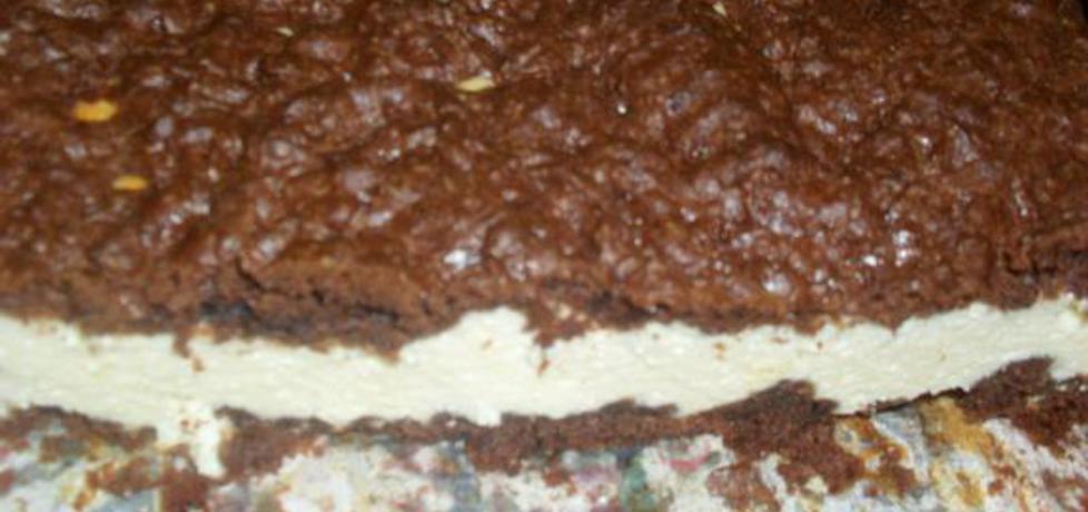 Ciasto sernik z kakaem (autor: pioge7)