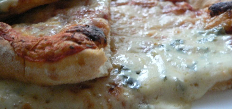 Pizza cztery sery (autor: goofy9)