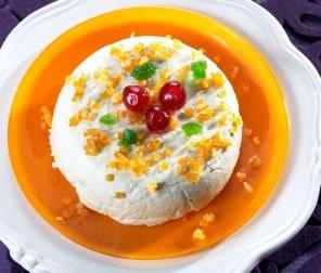 Wielkanocna pascha waniliowa  prosty przepis i składniki