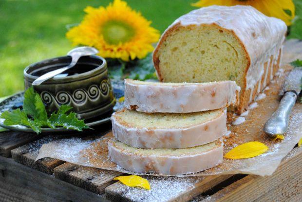 Przepis  ciasto cukiniowe z cytrynową nutą przepis